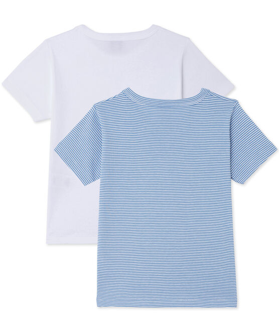 Lot de 2 t-shirts garçon lot .