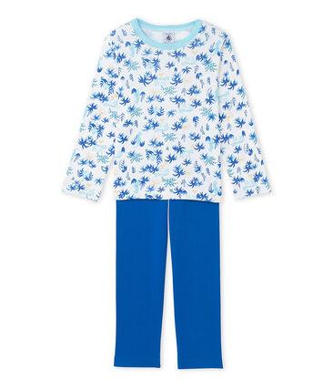 Pyjama garçon imprimé