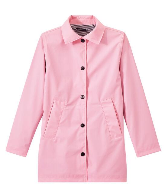Regenjas voor dames roze Babylone