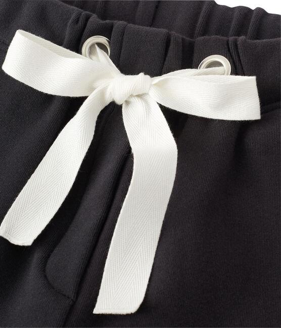 Pantalon femme en coton stretch grijs Capecod