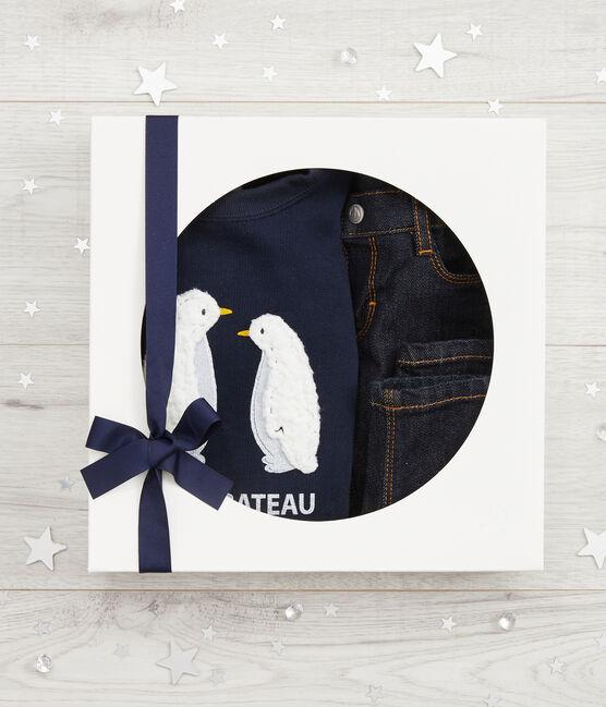Geschenkverpakking voor babyjongen set .