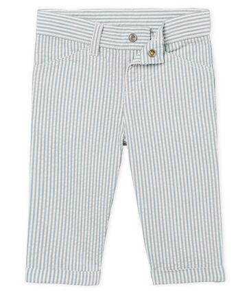 Gestreepte broek voor babyjongens
