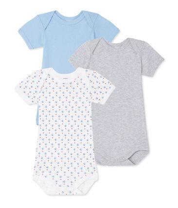 Set van drie body's voor babyjongens