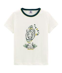 T-shirt met korte mouwen voor jongens