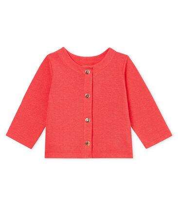 54294cef24913 Cardigan bébé fille en coton/lin | Petit Bateau