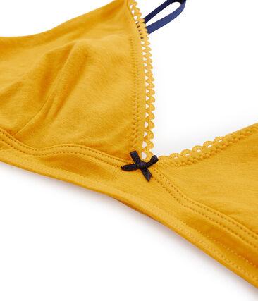 Trianglebeha geel Boudor