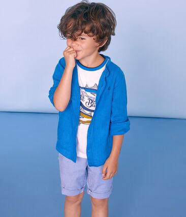 Chemise enfant garçon