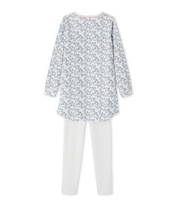 Meisjesnachthemd met legging