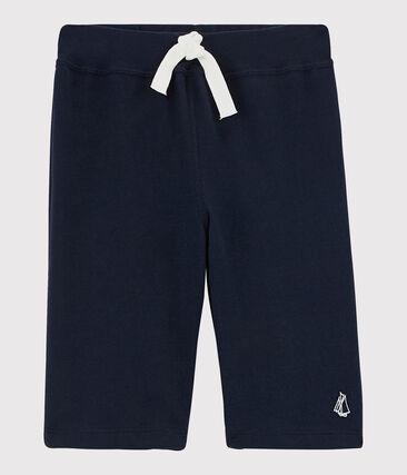 Korte broek jongens blauw Smoking