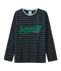 T-shirt met lange mouwen voor jongens
