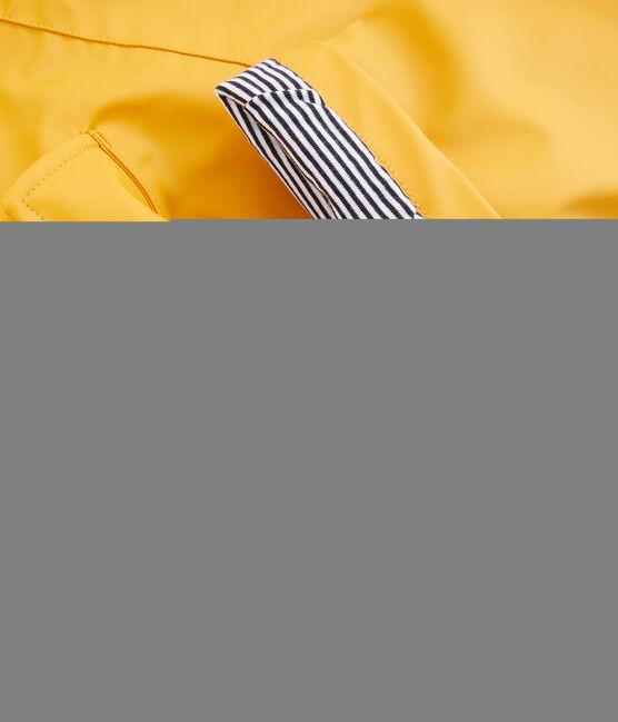 Oversized parka vrouwen geel Boudor