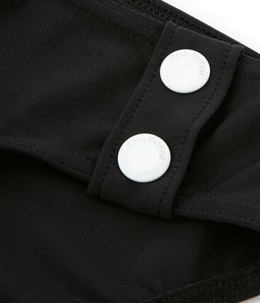 Effen onderstuk voor badpak voor vrouwen zwart Noir