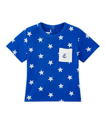 T-shirt met dessin voor babyjongens