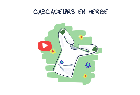 Video Seconde Vie Cascadeur en herbe Petit Bateau