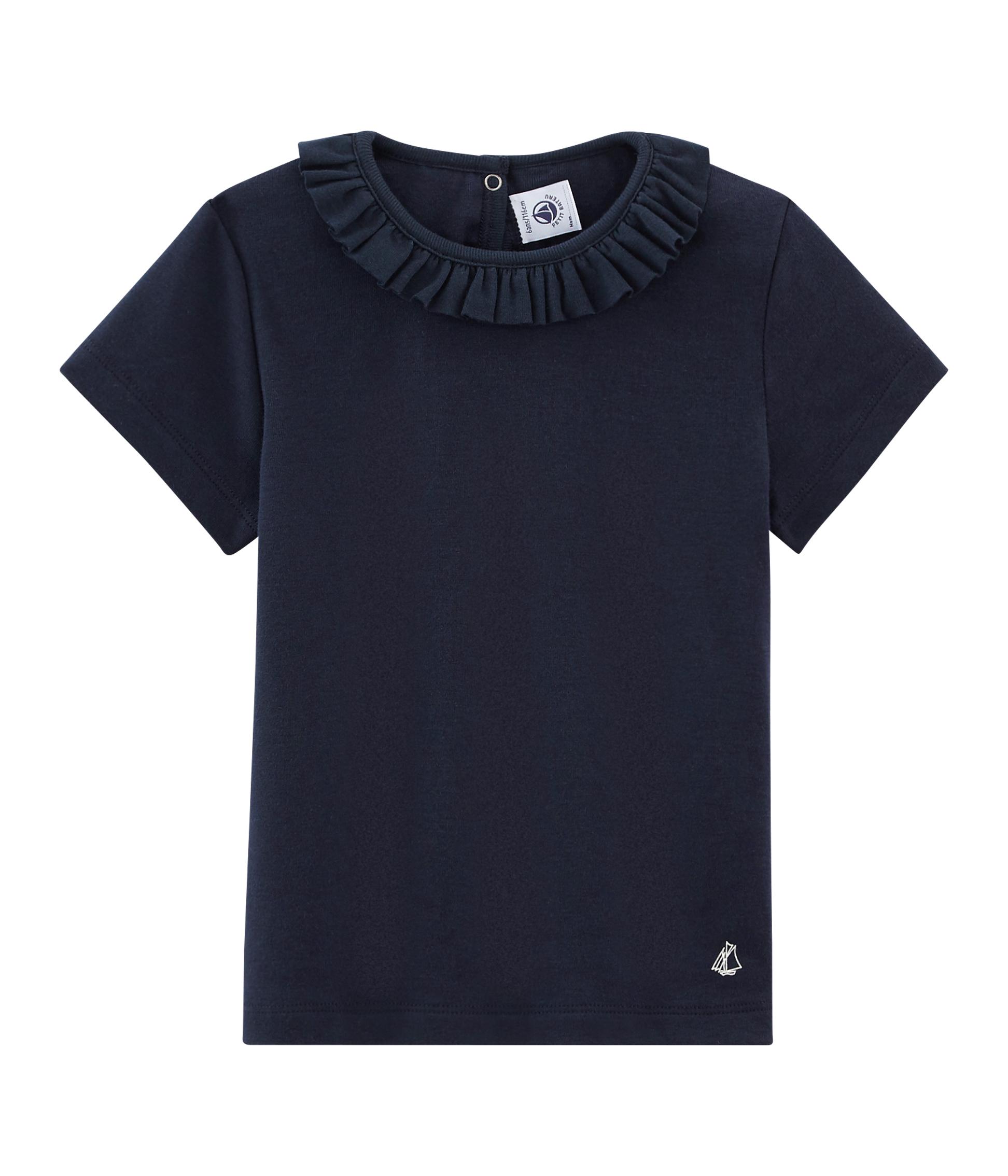847ebc9ba6a7e Tee-shirt à manches courtes enfant fille